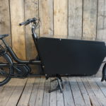 Urban Arrow Flatbed Aluminium Schwarz
