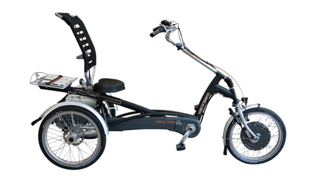 Van Raam Easy Rider 2 Final Edition (Silent, 11Ah Li-ion )
