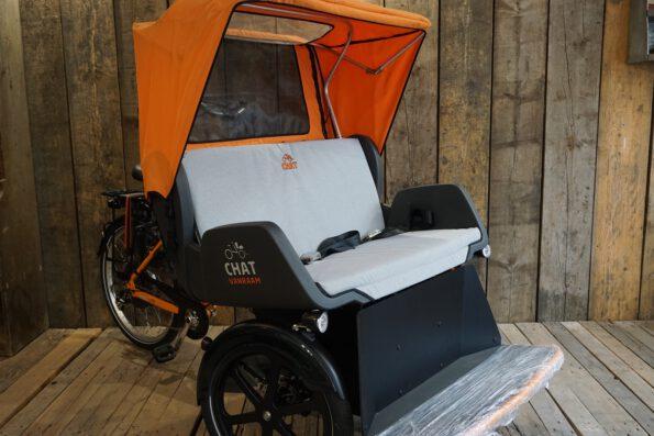 Van Raam Chat Orange Schräg