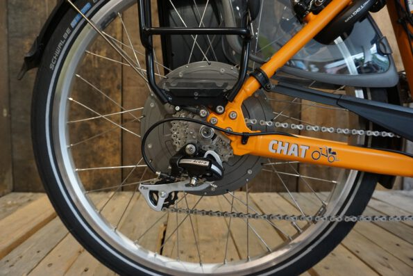 Van Raam Chat Heck Detail
