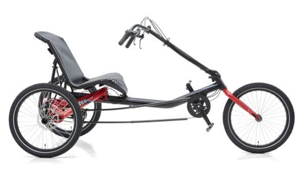 Hase Bikes Trigo Up Grundausstattung FG