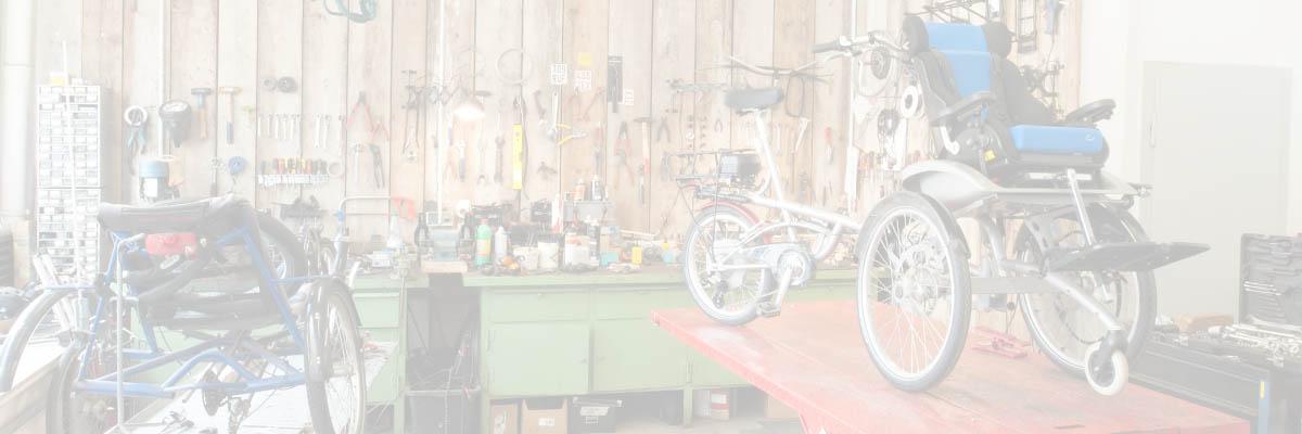 Spezialrad Werkstatt Bremen