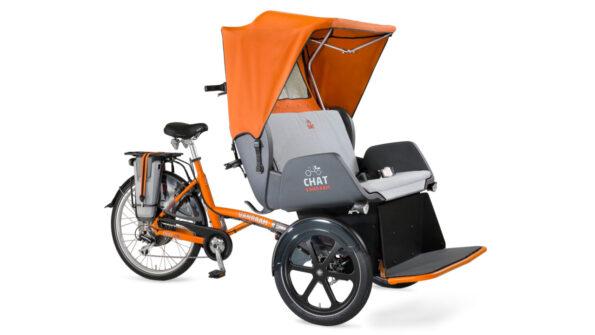 Van Raam Chat Orange FG