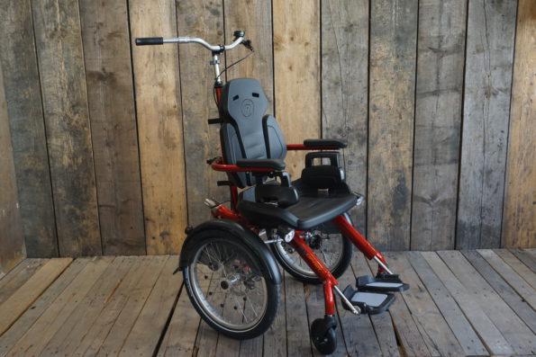 Rollstuhl getrennt
