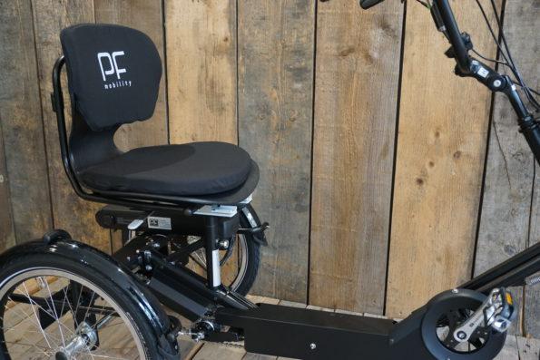 PF Mobility Disco Schwarz Schräg