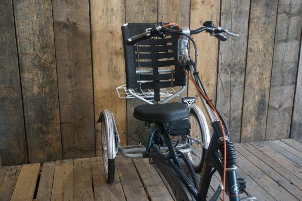 Easy Rider Grünblau Sitz Detail