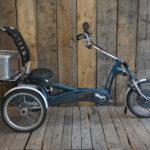 Easy Rider grünblau Profil Blinker Cargo