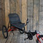 Hase Bikes Trigo Rot Grundausstattung FG