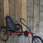 Hase Bikes Trets Rot FG