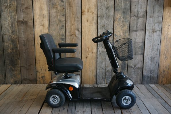 Spiekeroog Basic Scooter Profil
