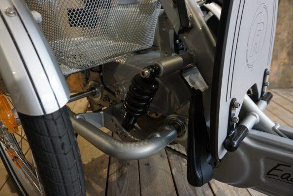 easy go silber motor