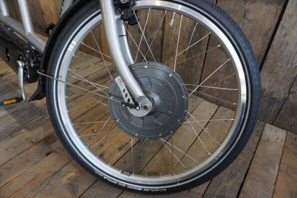 twinny silber Motor