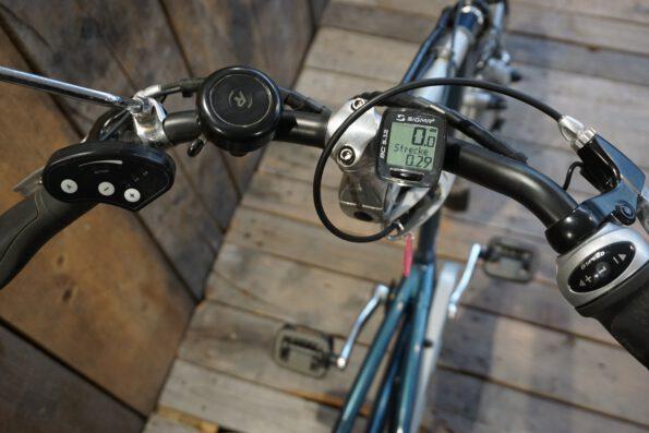 Easy Rider Ansmann display