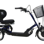 PF Mobility Disco Medi Blau FG