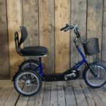 PF Mobility Disco small blau Profil