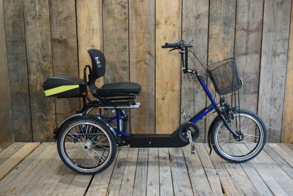 PF Mobility Disco blau gebraucht Profil