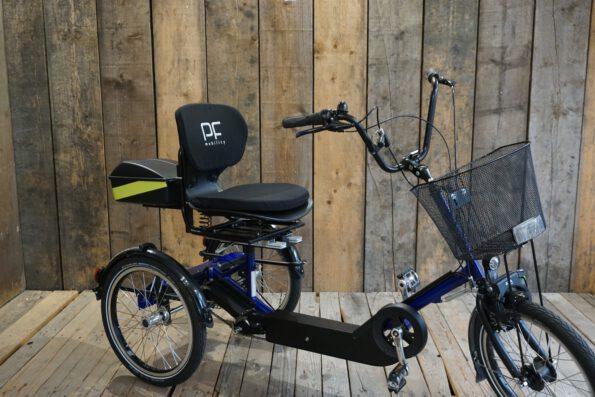 PF Mobility Disco blau gebraucht schräg