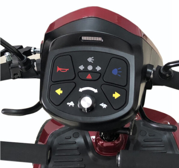 Kymco Komfy Display FG