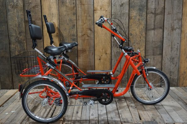 Wulfhorst Lucky Double Tandem Profil
