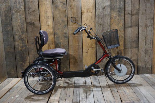 PF Mobility Disco Heinzmann DP Rot gebraucht Profil