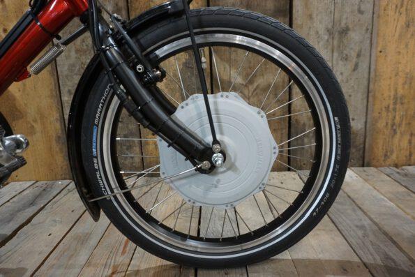 PF Mobility Disco Heinzmann DP Rot gebraucht Motor