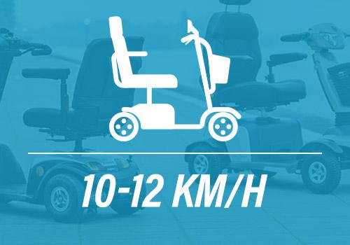 Elektormobile 6-12 Km/h