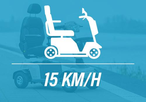 Elektormobile 15 Km/h