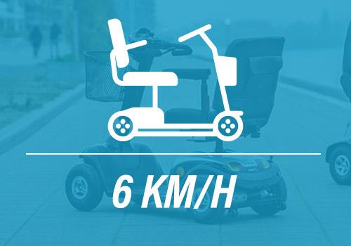 Elektormobile 6 Km/h