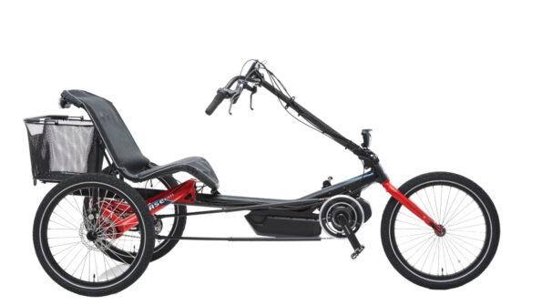 Hase Bikes Trigo Up Steps FG