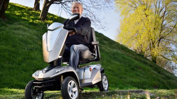 Kymco Maxer Elektromobil Lifestyle