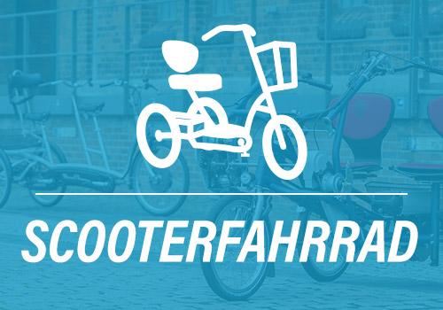 Scooterfahrrad