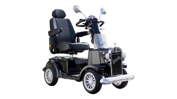 Vintage Mobility Gatsby Schwarz FG
