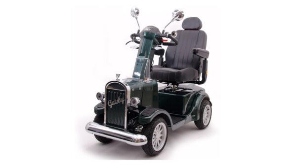 Vintage Mobility Gatsby Tannangruen FG