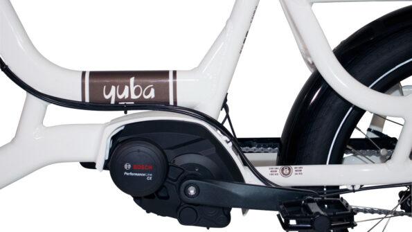 YUBA Supermarché Bosch Closeup FG