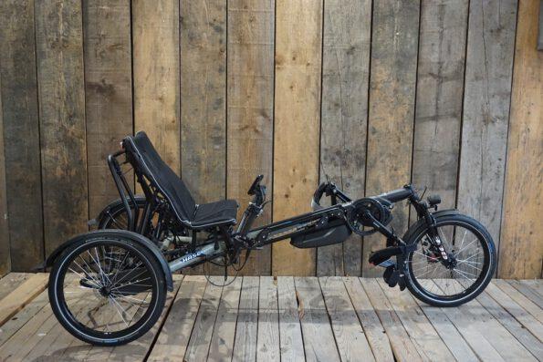 Hase Bikes Kettwiesel Evo Steps gebraucht Profil
