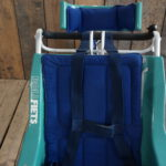 Rollfiets blau türkis o.M. FGgebr