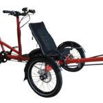 Urban FAhrradbau Strada Rot FG